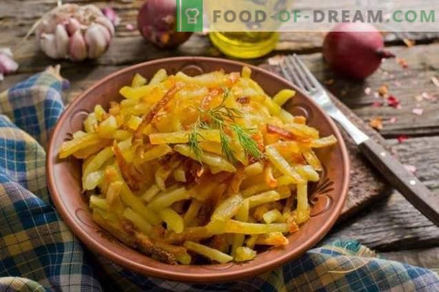 Patate fritte al forno - quando vuoi coccolarti