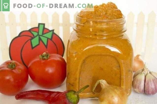 Caviale di melanzane per l'inverno