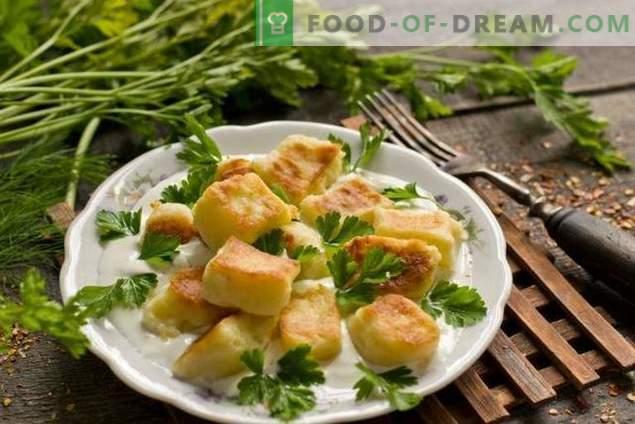 Švilpikai - gnocchi di patate lituani