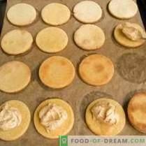 Biscotti fatti in casa per la tavola di Pasqua