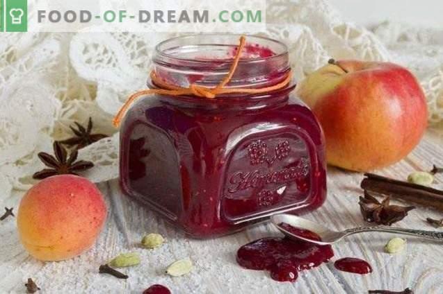 Confettura di frutta e bacche