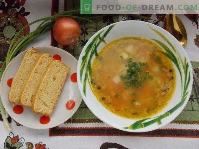 Zuppa di piselli