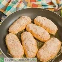 polpette succose in pane croccante
