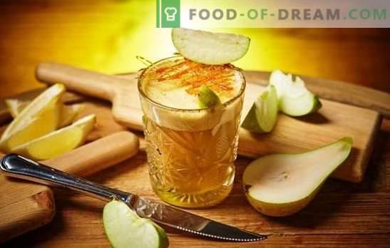 Tintura di mele fatta in casa: rapida, utile, conveniente, magica! I principali metodi di cottura della tintura fatta in casa di mele