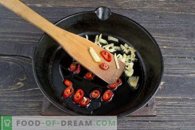 Zuppa di ali di pollo