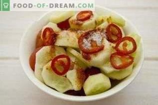Gazpacho - zuppa fredda di pomodoro