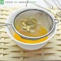 Maionese fatta in casa con uova di quaglia