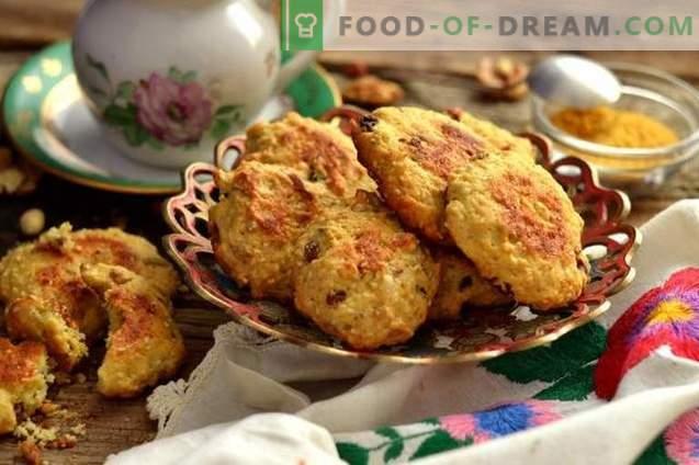 Biscotti fatti in casa in fretta
