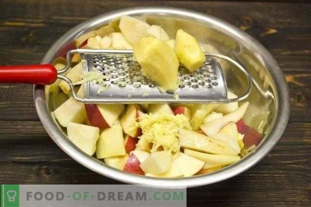 Marmellata di frutta contro raffreddori con rosmarino e zenzero