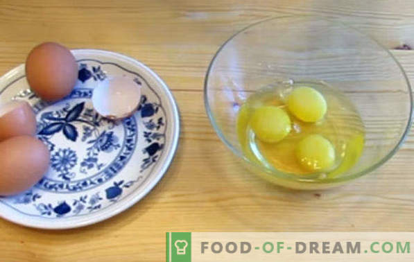Choux per bignè, ricette a base di latte, margarina, olio vegetale