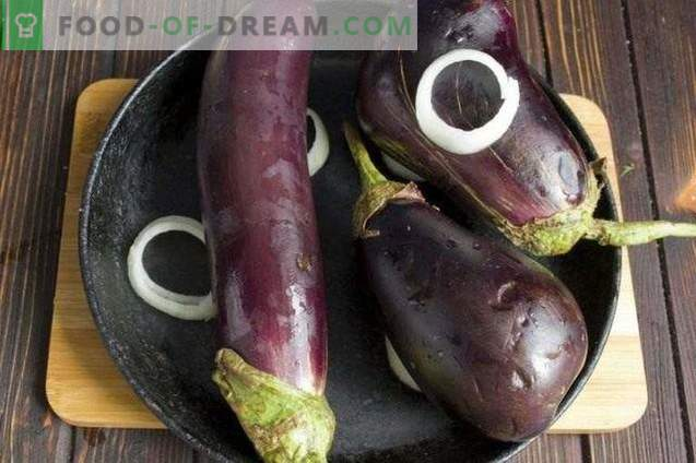 Purè di patate con melanzane