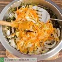 calamari coreani - deliziosa insalata di frutti di mare