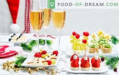 Del morso di champagne: ricette e suggerimenti