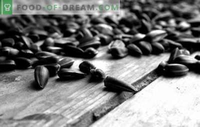 A proposito di zucca e girasole e come friggere i semi in padella. Quale varietà scegliere e come friggere i semi di zucca