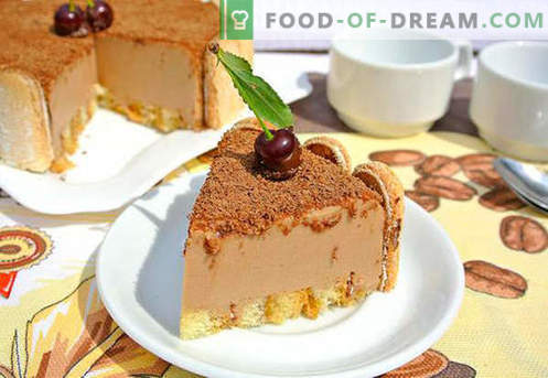 Soufflé di torta - le migliori ricette. Come cucinare in modo rapido e gustoso una torta al soufflé.