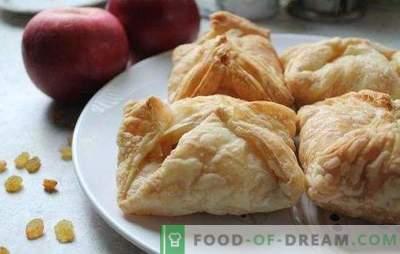 Pasta sfoglia con mele ... Non mi rifiuto! Ricette per paste sfoglia con mele al forno da casa e pasta acquistata