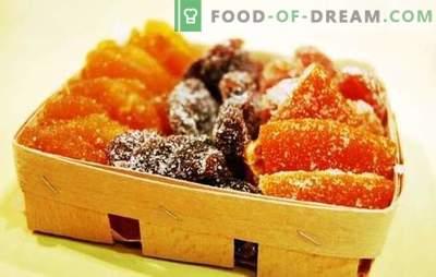 Mele candite a casa - frutta candita di origine orientale. Mele candite a casa - più facili che mai!