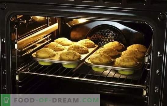 Biscotto classico al forno: solo ricette provate. Soffice pan di spagna classico arioso, soffice e delicato - impara!