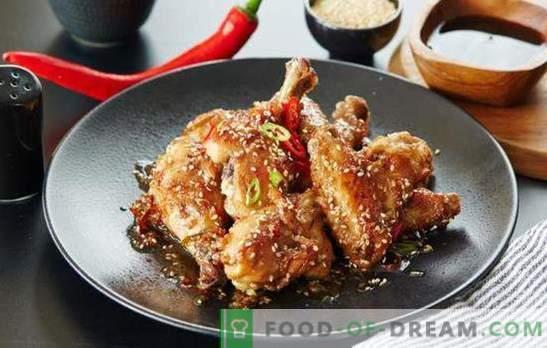 Cosce di pollo in una pentola a cottura lenta: fritte, al forno, al vapore. Una selezione di ricette interessanti per cosce in una pentola a cottura lenta
