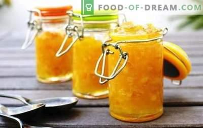 Paprastas meliono uogienė su citrina, cinamonu, arbūzais, obuoliais. Paprasti meliono uogienės receptai žiemai