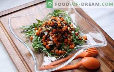 Salāti ar lēcām - ko vēl nepieciešams laimei? Garšīgākās, oriģinālākās un veselīgākās lēcu salātu receptes