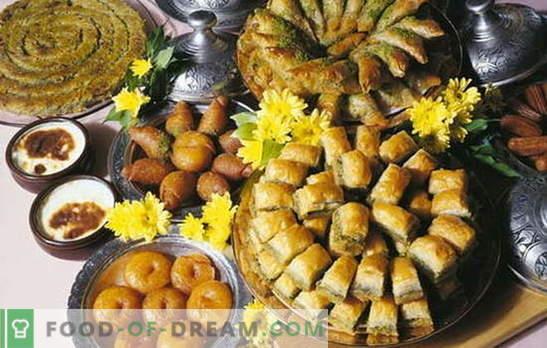 Ricette turche: piatti deliziosi a base di ingredienti semplici. Una selezione di famose ricette turche che vale la pena provare