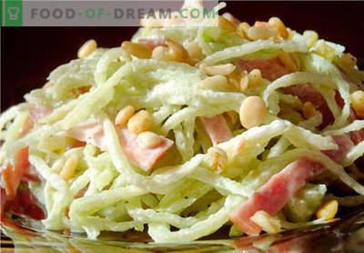 Insalata di ravanelli - una selezione delle migliori ricette. Come correttamente e gustoso per cucinare insalata di ravanelli.