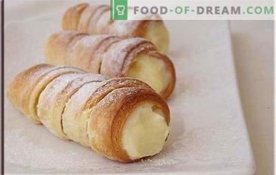 La crema pasticcera al latte condensato è un classico. Le migliori ricette di crema pasticcera con latte condensato e dessert con esso per tutta la famiglia