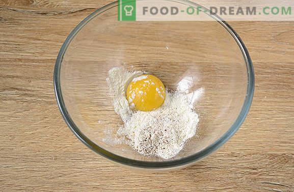 Kippenlever in beslag: een nieuw en ongebruikelijk auteursrecept. Hoe maak je een heerlijke kippenlever in beslag: een stapsgewijs foto-recept