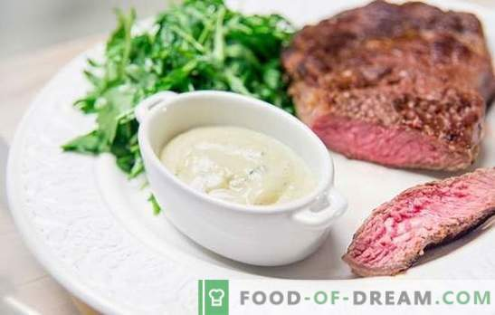 Blue Cheese Sauce - Cheese Bliss! Ricette salse aromatizzate