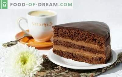 Prague Cake è una ricetta classica per un trattamento preferito. Come cucinare la torta