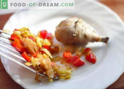 Pollo al vapore: le migliori ricette. Come cucinare correttamente e cucinare pollo per una coppia.