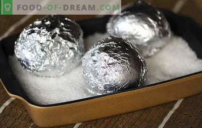 Barbabietole al forno in lamina - infornare! Ricette per cucinare le barbabietole nel forno in un foglio, diverse opzioni di cottura e piatti con esso: delizioso!