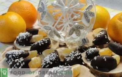 Dessert veloci e gustosi con mandarini
