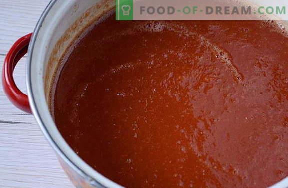 Una ricetta unica per il ketchup fatto in casa naturale: prendi nota per non dimenticare