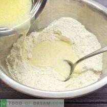 Kuchen in Cupcake-Schalen