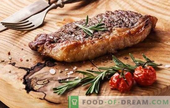 Bistecca di manzo al forno per veri amanti della carne for Cucinare carne