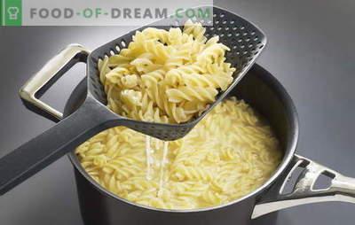 Come cucinare la pasta deliziosamente tutti dovrebbero saperlo! Come cucinare la pasta in diversi modi: nella padella, per friggere, nel latte, nella zuppa