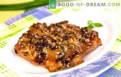 Maiale in salsa di soia in forno - un piatto fragrante senza molto sforzo. Ricette per il delizioso maiale in salsa di soia nel forno