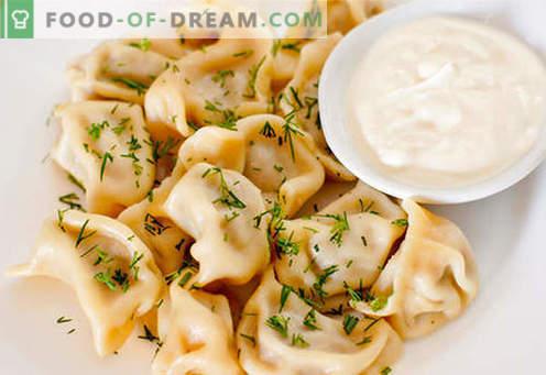 Gnocchi con funghi - le migliori ricette. Come cucinare correttamente e gustosi gnocchi con funghi a casa.