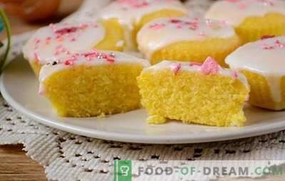 Koruzni zdrob: elegantna, sončna sladica! Korak-po-korak avtorski recept za hitre koruzne muffine (s fotografijami)
