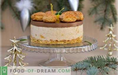 La torta nuda è una nuova tendenza nella moda pasticcera. Ricette e idee interessanti per decorare moderne torte nude