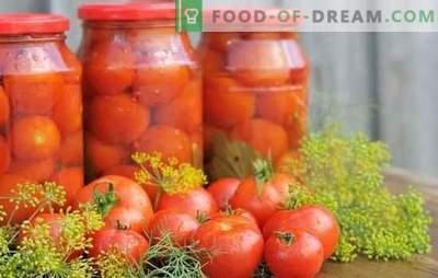 Pomodori con aspirina: un'alternativa alla normale marinatura. Ricette tradizionali e originali per la raccolta di pomodori con aspirina