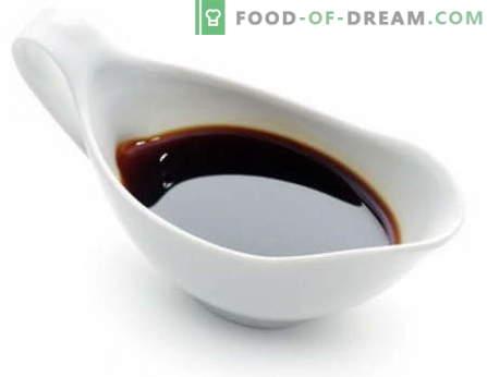 Salsa Teriyaki - le migliori ricette. Come preparare correttamente e deliziosamente la salsa Teriyaki.