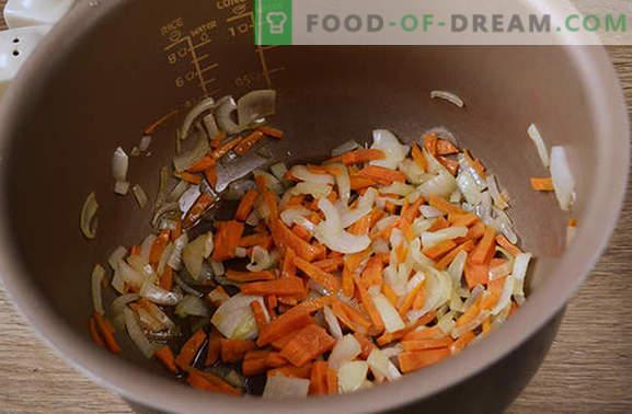 Il cavolo brasato in una pentola a cottura lenta è un contorno dietetico sano. Come stufare il cavolo in una pentola a cottura lenta: una ricetta passo passo con le foto
