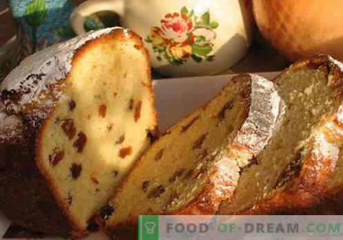 Cupcake in una pentola a cottura lenta - deliziosa pasticceria senza problemi! Come preparare rapidamente e gustoso un cupcake in un fornello lento su panna acida, con latte condensato, con frutti di bosco
