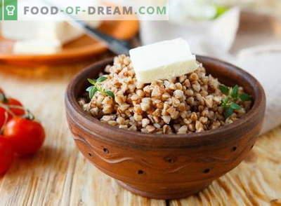 Farinata di grano saraceno - le migliori ricette. Come cucinare il porridge di grano saraceno.