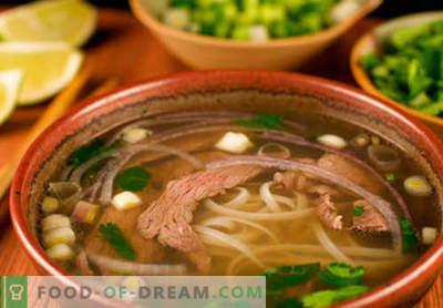 Brodo di maiale - le migliori ricette. Come cucinare correttamente e gustoso il brodo di maiale.