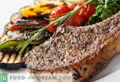 Contorni per carne - le migliori ricette. Come cucinare correttamente e gustoso un contorno per la carne.