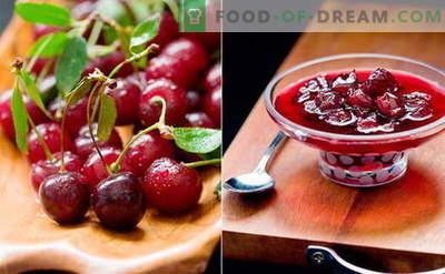 Marmellata di ciliegie: come cucinare la marmellata di ciliegie